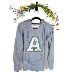Between the Flags | Australia Hoodie Gray Size XS